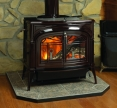 Vermont Castings Encore Two-In-One Convertible Catalytic/Non-Catalytic Wood Stove