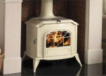 Vermont Castings Resolute Acclaim Cast Iron Wood Burning Stove