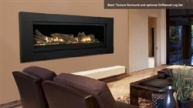 Majestic Aura Gas Fireplace
