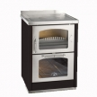 Domino 6 Maxi Wood Range Cookstove