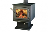 NXT-I Flame Energy Wood Burning Stove