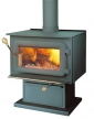XTD 1.5 Flame Energy Wood Burning Stove