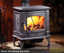 Regency Hampton H200 Cast Iron EPA Wood Stove