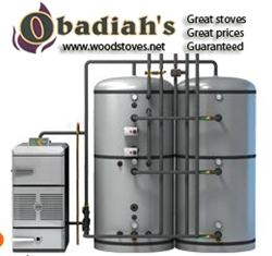 Effecta Lambda Wood Gasification Hot Water Storage System