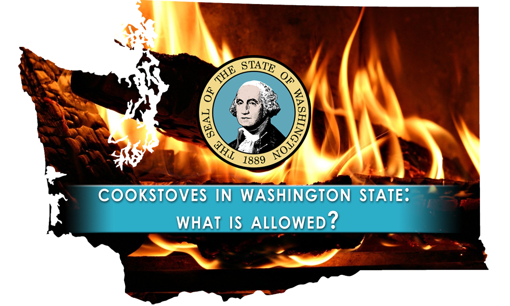 cookstoves in Washington state