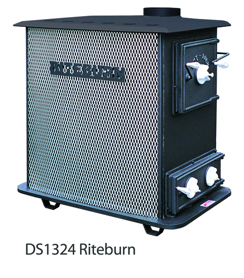 DS1324 Riteburn Basement Circulator
