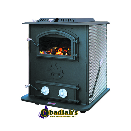 DS Stoves 1400 Circulator Coal Stove
