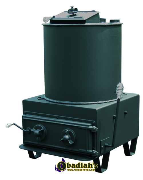DS Stoves DS151 Bucket-A-Day Boiler