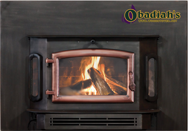 Obadiah's 2500 Catalytic Insert & Fireplace