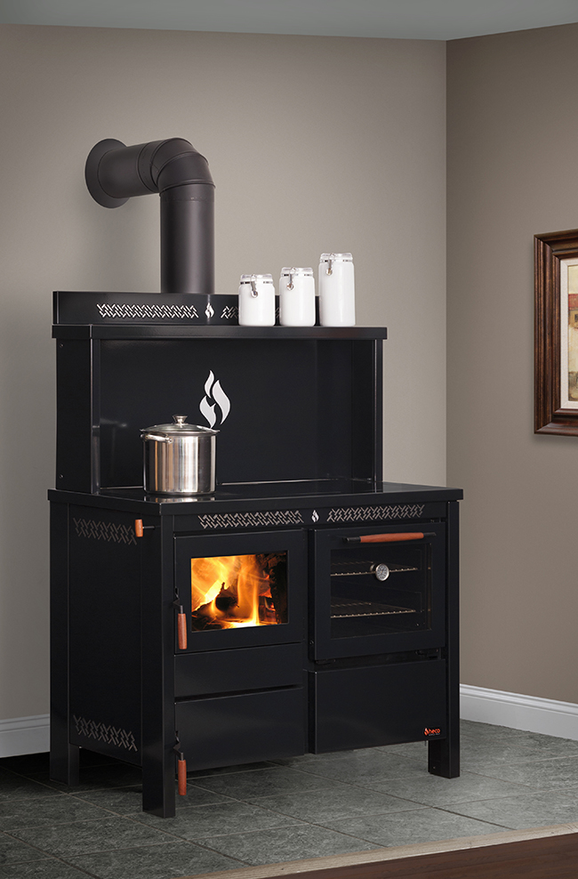 420 heco Wood & Coal Cook Stove