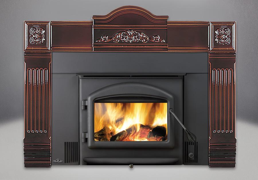 1101 Napoleon Wood Burning Fireplace Insert At Obadiah S