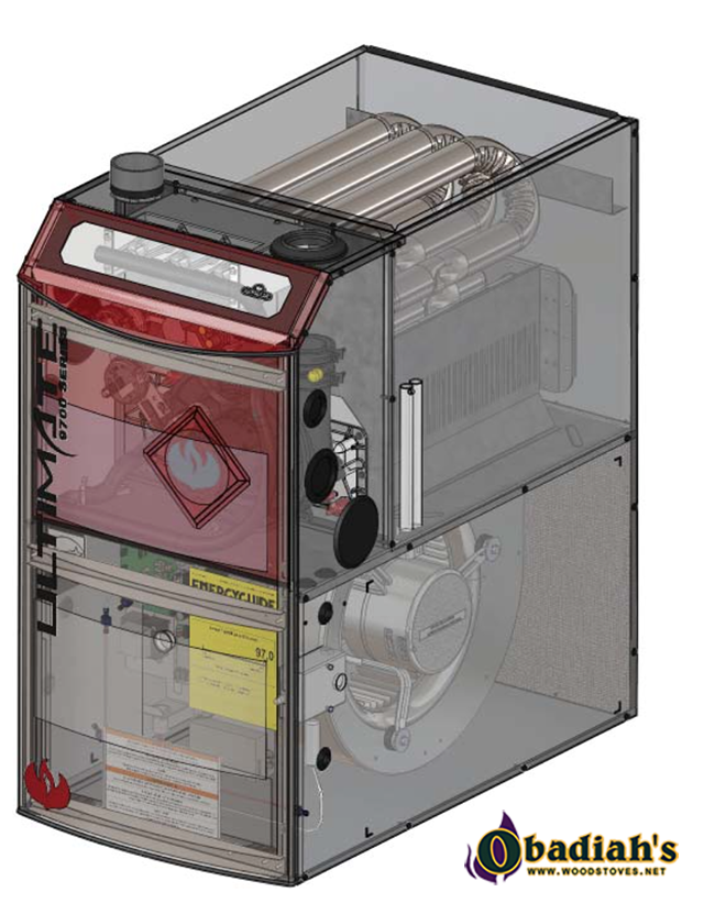 Napoleon 9700 Two-Stage High Efficiency Gas Furnace