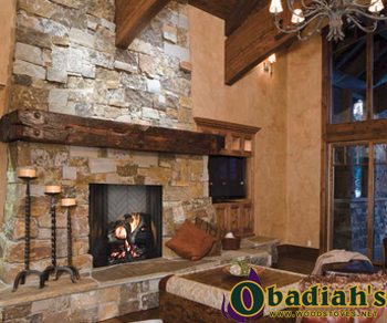 Monessen Ashland ASH42 Wood Fireplace