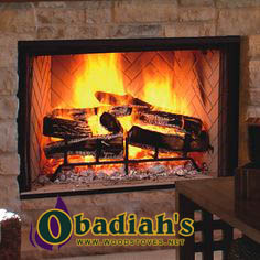 Monessen Ashland ASH42 Wood Fireplace - Discontinued