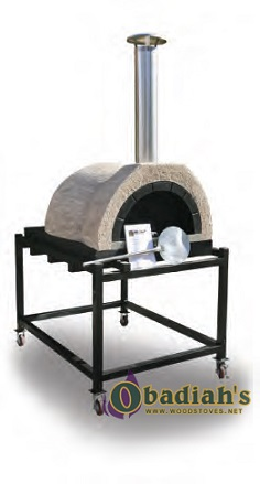 Rustic Wood Fired AD100 Oven