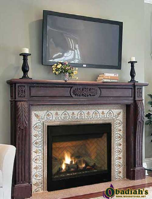 Astria Altair / Superior DRT4040/4045 Direct Vent Gas Fireplace