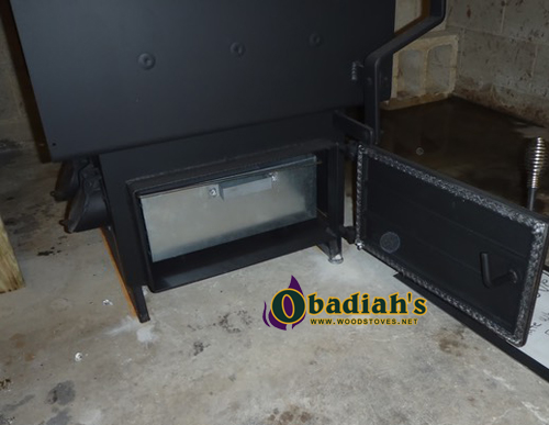 DS Stoves DS1100 AquaGem Coal Boiler