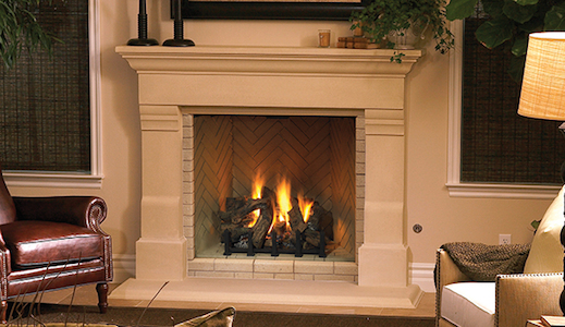 Devonshire™ Astria Gas Fireplace