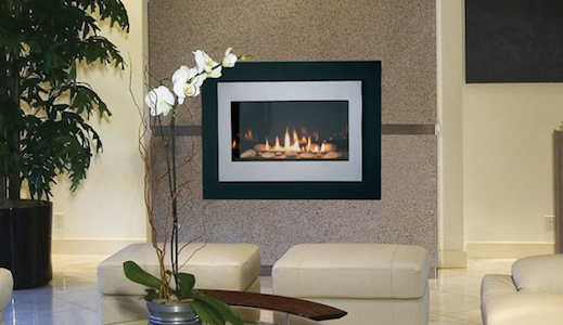 Merit Contemporary Astria Gas Fireplace
