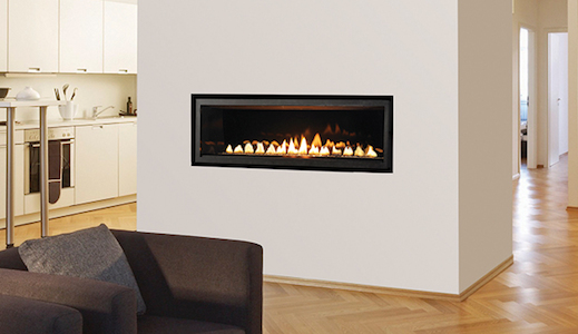 Sirius Astria Gas Fireplace