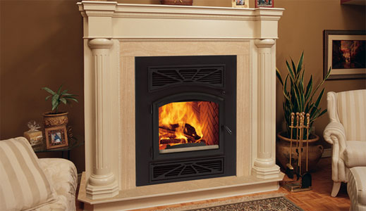 Vista Villa™ Wood Burning Fireplace