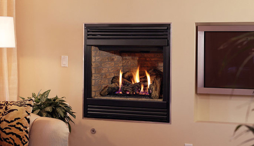 Elite EDV Astria Gas Fireplace