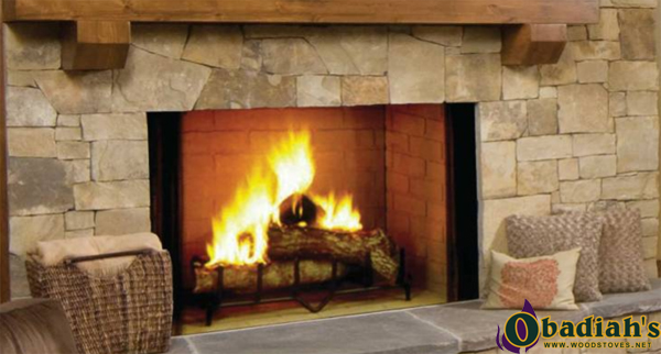 Monessen Biltmore SB80 Wood Fireplace - Discontinued