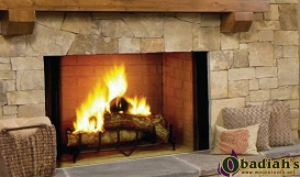 Monessen Biltmore SB100 Wood Fireplace