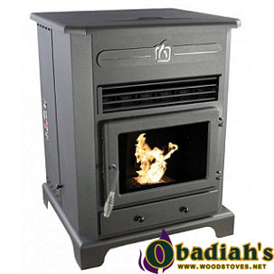 SP1002 Big E 2 Breckwell Pellet Stove - Discontinued