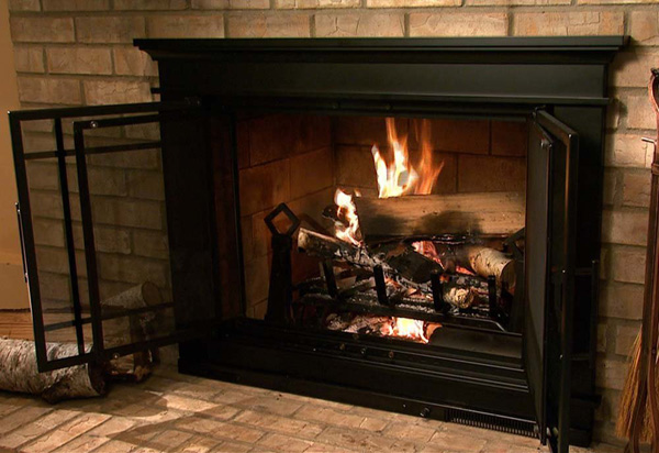 Big Woods Hearthwarmer-II Wood Burning Insert - Discontinued