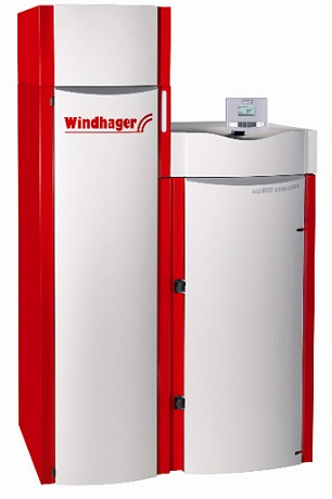 Windhager BioWIN 100 Automatic Boiler