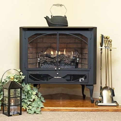 Buck Model 384 Vent Free Contemporary Gas Stove