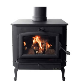 Buck Model 80 Catalytic Wood stove or insert