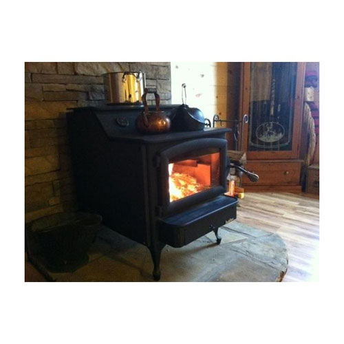 Model 261 Buck Non-Catalytic Wood Burning Stove - Discontinued