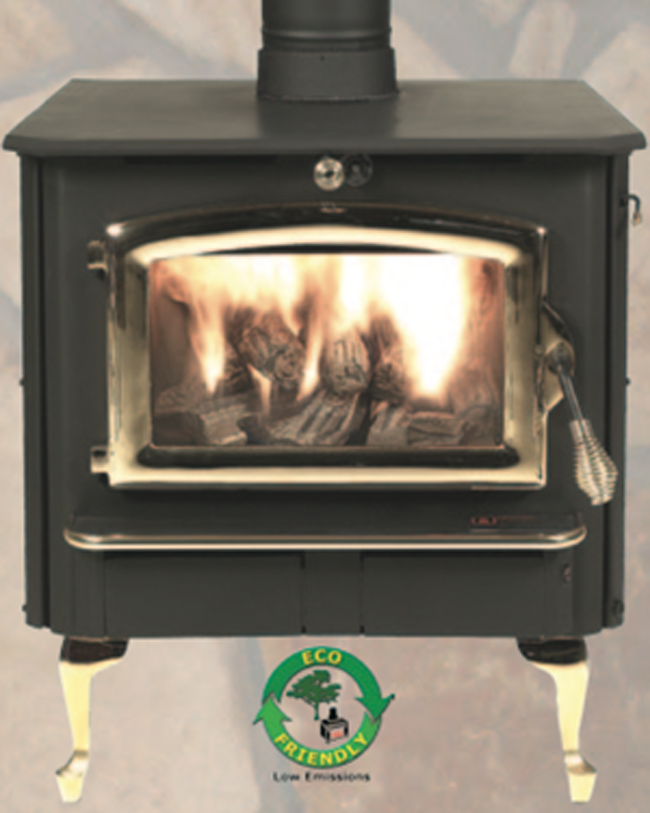 Buck 20ZC Catalytic Phase II Stove - Discontinued