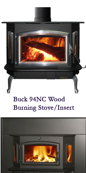 Buck 94 Non Catalytic Stove Or Insert By Obadiah 39 S Woodstoves