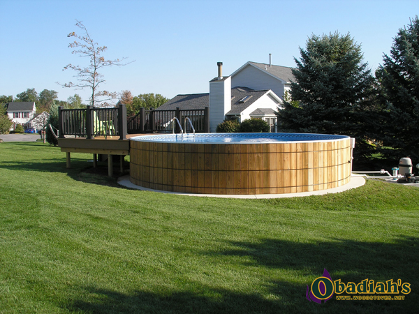 Crestwood Ultimate Above Ground Pool