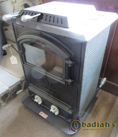 DS Stoves 1600 Circulator Coal Stove