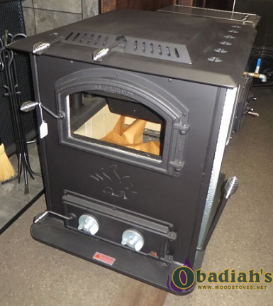 DS Stoves 1500 Circulator Coal Stove
