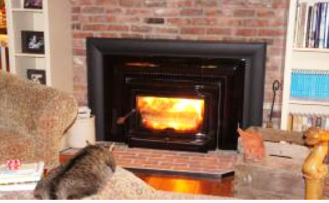 Hearthstone Clydesdale 8491 by Obadiah's Woodstoves