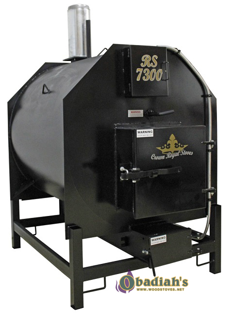 Crown Royal RS Series Indoor Coal Boiler