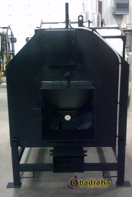 Crown Royal RS Series Indoor Coal Boiler - interior