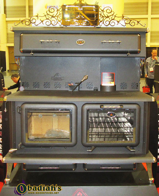 J.A. Roby Cuisiniere Wood Cookstove