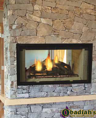 Monessen Designer Series DSR42 Wood Fireplace
