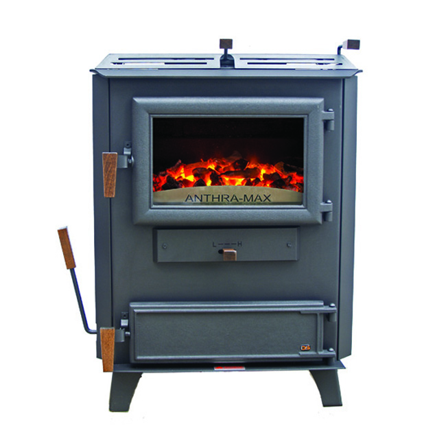 DS Stoves Anthra-Max DSXV14 Coal Stove