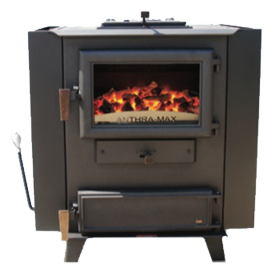 DS Stoves Anthra-Max DSXV16 Coal Stove