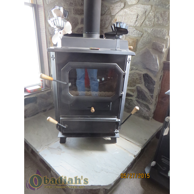 DS Stoves Comfort Max 75 Furnace
