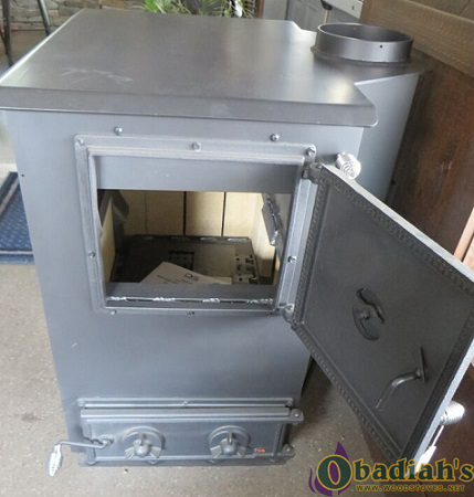 DS Stoves DS1624 Econo Riteburn Stove