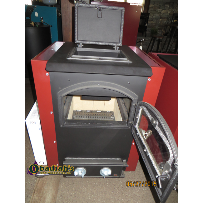 DS Stoves DS2100WH Basement Coal Stove At Obadiah's