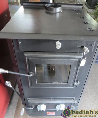 Hardy wood water stove